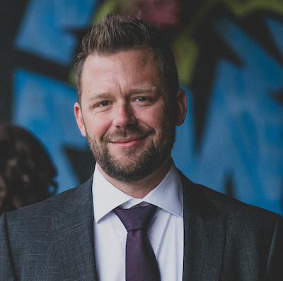 Jon Reens - Client Partner